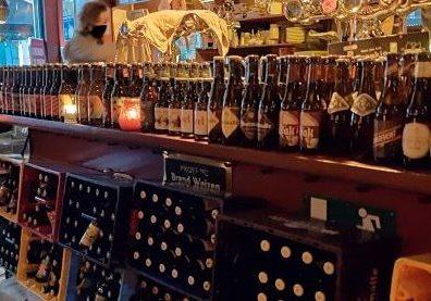 HdP bar en bier