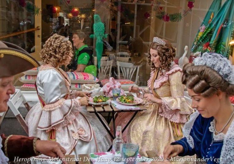 Acht Koninginnen Lunchtime Molenstraat